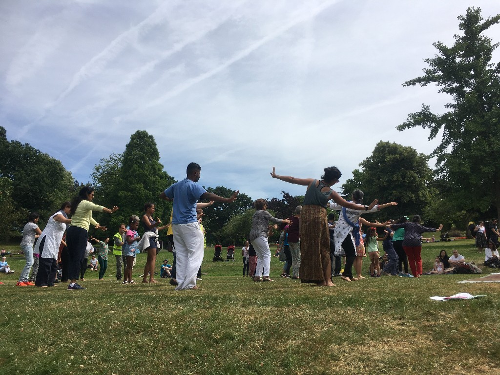 Croydon Festival of Peace 2018