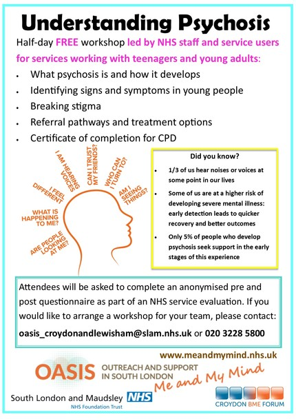 Psychosis Workshop